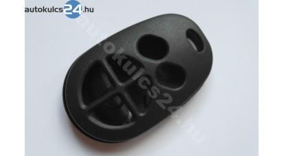 Toyota 6 gombos kulcsház