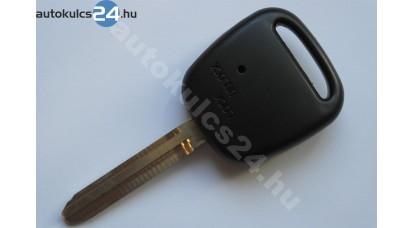Toyota kulcsház 2 oldalsó gombos TOY43
