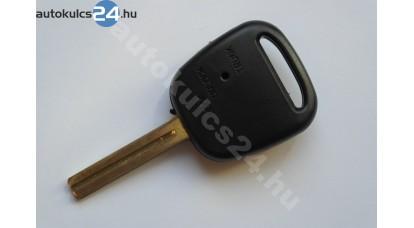 Toyota kulcsház 2 oldalsó gombos TOY48