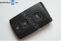 Toyota bedugos kulcsház #2