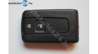 Toyota bedugos kulcsház bedugós 2 gomb