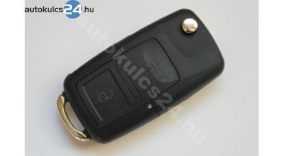 Volkswagen 2 gombos 1J0 959 753 AG 433MHZ