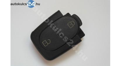 Audi 2 gombos alsó rész ovális