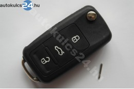 Volkswagen 3 gombos kulcs 433Mhz 3TO959753L 3TO837202L
