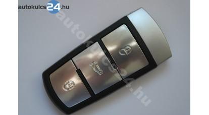 Volskwagen 3 gombos kulcsház