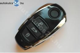 Volkswagen 3 gombos kulcsház