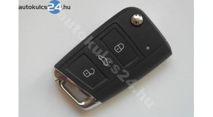 Volkswagen 3 gombos MQB szabadkezes
